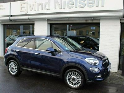brugt Fiat 500X 1,4 M-Air 140 Lounge