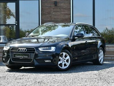 used Audi A4 2,0 TDi 136 Avant