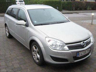käytetty Opel Astra Wagon 1,9 CDTI Enjoy 120HK Stc 6g