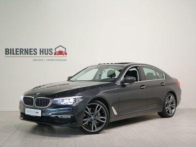 brugt BMW 530 d 3,0 aut.
