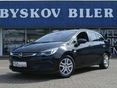 brugt Opel Astra 4 T 150 Enjoy Sports Tourer