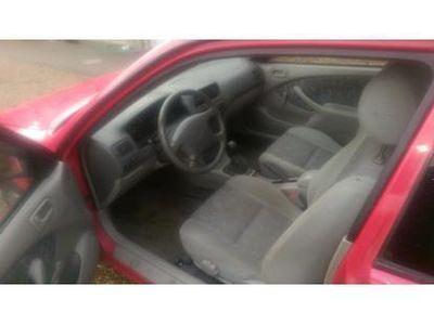 brugt Toyota Corolla 1,6 3 dørs