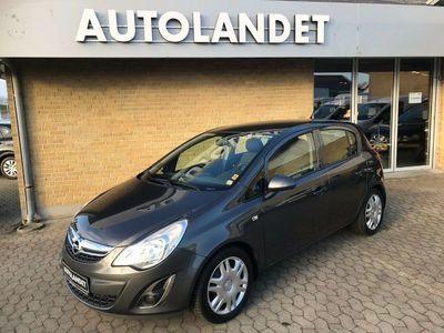 brugt Opel Corsa 1,4 16V Cosmo aut.