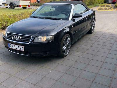 brugt Audi Cabriolet Flot