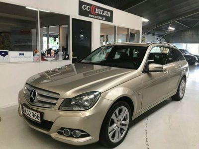 brugt Mercedes C220 2,2 CDi Elegance stc. BE