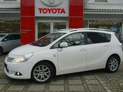 brugt Toyota Sportsvan 22 D-4D D-CAT 150HK Van