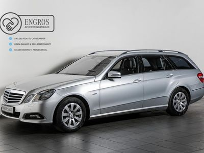 used Mercedes E200 8 CGi Avantgarde stc. aut. BE