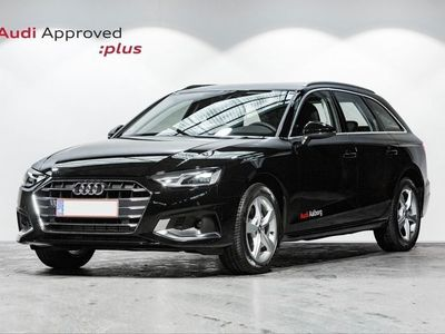 brugt Audi A4 35 TFSi Advanced Avant