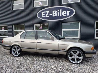 brugt BMW 730 7-serie E32 i