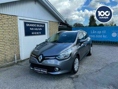 brugt Renault Clio IV 0,9 TCe 90 Expression Sport Tourer