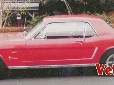 brugt Ford Mustang Coupe