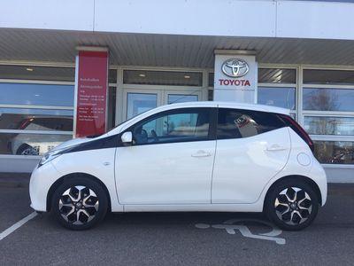 käytetty Toyota Aygo 1,0 VVT-I X-Cellence 72HK 5d