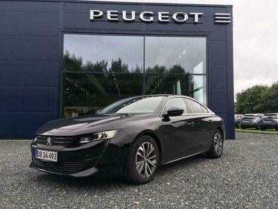 brugt Peugeot 508 1,6 PureTech Plugin-hybrid Allure Pack EAT8 start/stop 225HK 8g Aut.