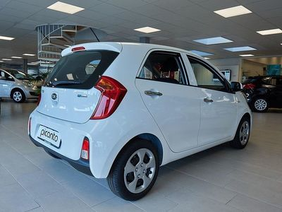 brugt Kia Picanto 0 Style Plus Clim Intro 69HK 5d