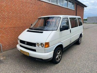 brugt VW Transporter 2,5 TDi Kassevogn