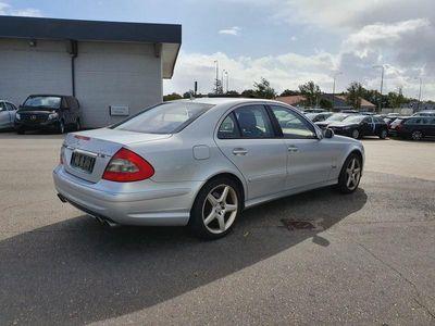 brugt Mercedes E500 5 4-Matic 387HK Aut.