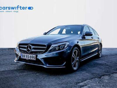 brugt Mercedes C200 BlueTEC St.Car AMG-LINE
