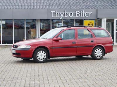 brugt Opel Vectra 1,8 16V GL Plus 115HK Stc