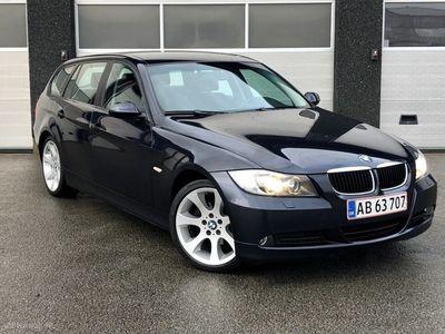 brugt BMW 320 d Touring 2,0 D 163HK Stc 6g