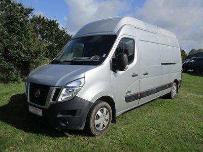 brugt Nissan NV400 L3H3 2,3 DCi DPF Comfort Plus 146HK Van 6g Aut.