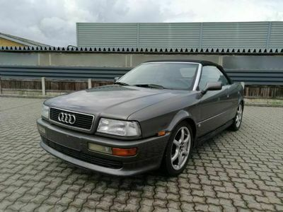 brugt Audi 80 Cabriolet 2,6 V6