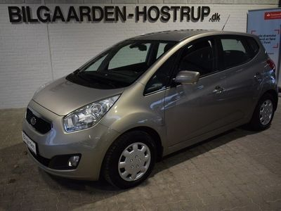 used Kia Venga 1,6 CVVT Exclusive aut.