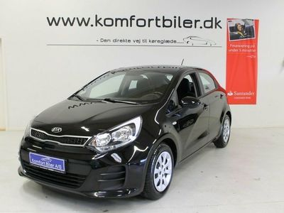 used Kia Rio 1,2 CVVT Intro Edition