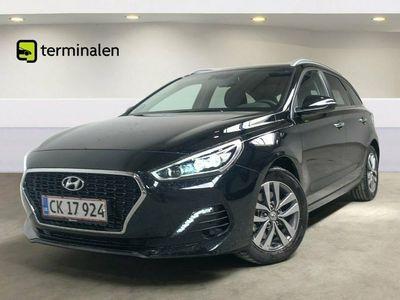 brugt Hyundai i30 1,4 T-GDi Premium stc. DCT