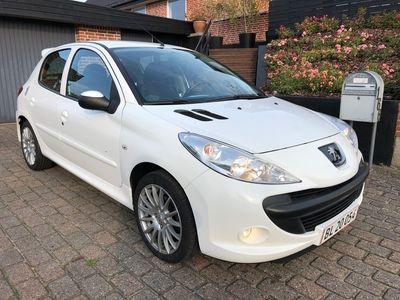 brugt Peugeot 206+ 1,4 I R Edition 5d