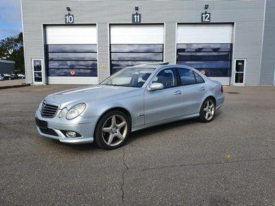 brugt Mercedes E500 5 4-Matic 387HK Aut. G