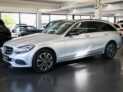 brugt Mercedes C220 d 2,2 stc. aut. 4-M