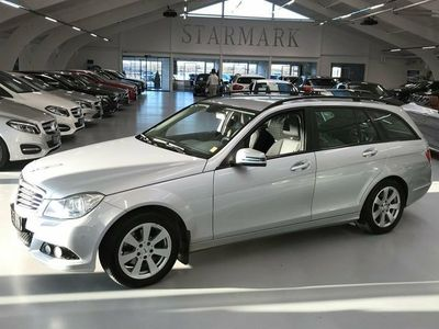 brugt Mercedes C200 2,2 CDi Elegance stc. aut. BE