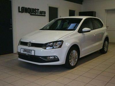 gebraucht VW Polo 1,4 TDi 90 Comfortline BMT
