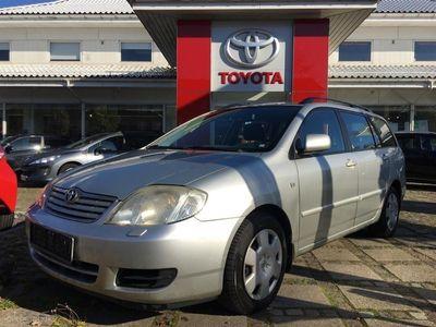 brugt Toyota Corolla 1,4 D-4D Linea Terra 90HK Stc
