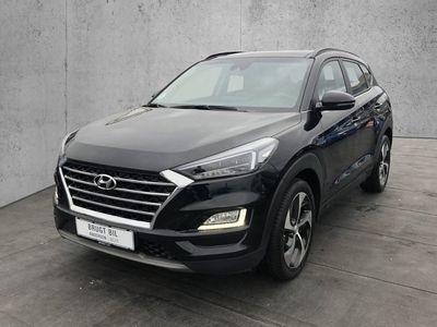 brugt Hyundai Tucson 1,6 T-GDI Trend 4WD DCT 177HK 5d 7g Aut.