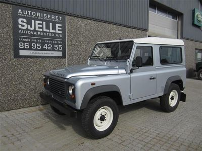 "brugt Land Rover Defender 90"" Hard Top 2,4 TD5 4x4 122HK Pick-Up 6g"