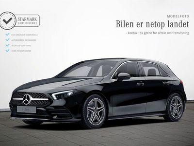 brugt Mercedes A250 2,0 AMG Line aut.