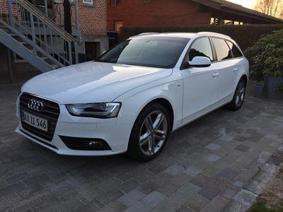 brugt Audi A4 TFSI