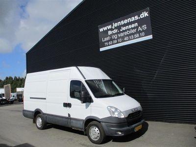 brugt Iveco Daily 35S13 12m3 2,3 D 126HK Van 2013
