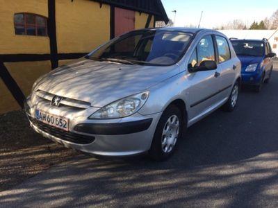 used Peugeot 307 1,6 XR