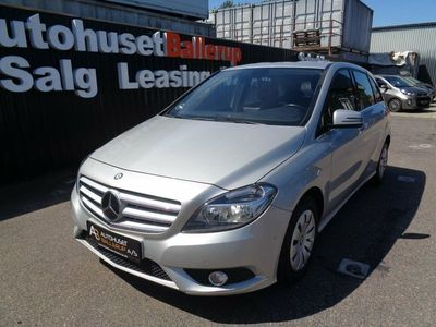 usado Mercedes B180 1,8 CDi BE