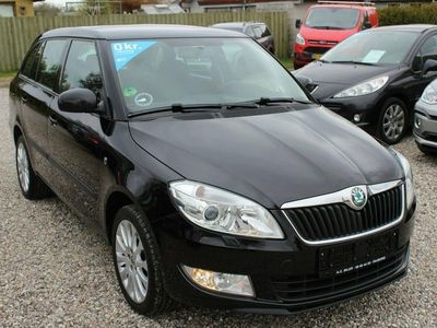 used Skoda Fabia 1,2 TSi 105 Tour de France Combi