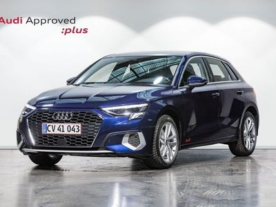 brugt Audi A3 Sportback 35 TFSi Prestige S-tr.
