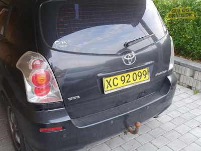brugt Toyota Sportsvan Super velholdt