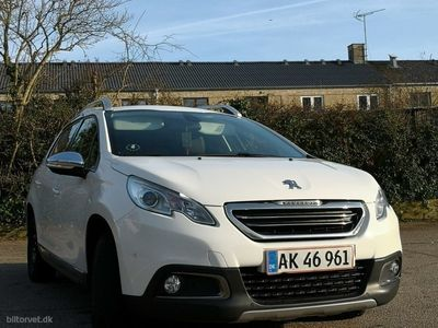 brugt Peugeot 2008 1,2 VTi Allure 82HK