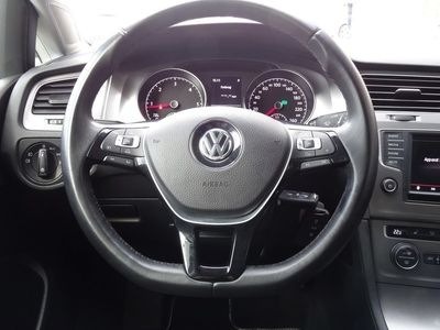 brugt VW Golf 1,6 TDI BMT DSG7 Style 110HK 5d