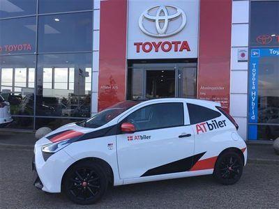 brugt Toyota Aygo 1,0 VVT-I X 72HK 3d