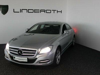 brugt Mercedes CLS350 3,5 aut. BE