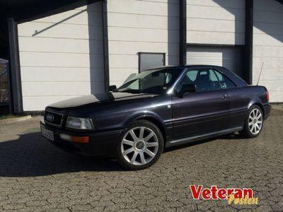 brugt Audi Cabriolet 2,8 V6