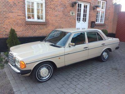 brugt Mercedes E200 200-300 (W123)